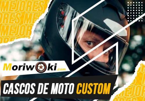 Mejores cascos de moto custom