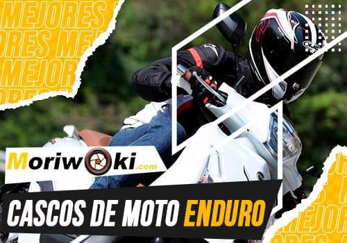 Mejores cascos de moto enduro