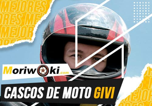 Mejores cascos de moto givi