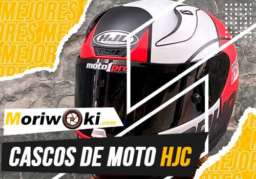 Mejores cascos de moto hjc