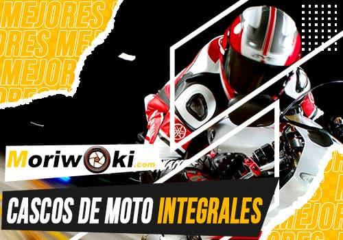 Mejores cascos de moto integrales