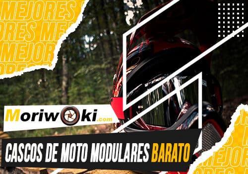 Mejores cascos de moto modulares barato