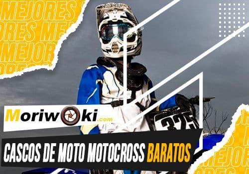 Mejores cascos de moto motocross baratos