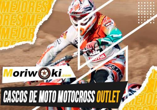 Mejores cascos de moto motocross outlet