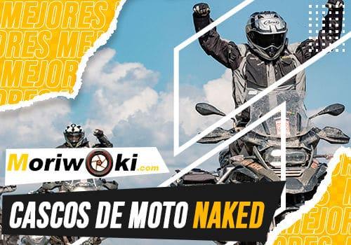 Mejores cascos de moto naked