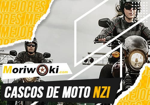 Mejores cascos de moto nzi