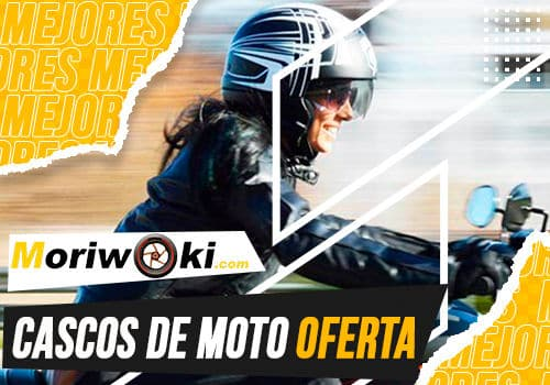 Mejores cascos de moto oferta