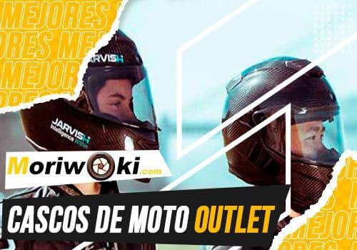 Mejores cascos de moto outlet