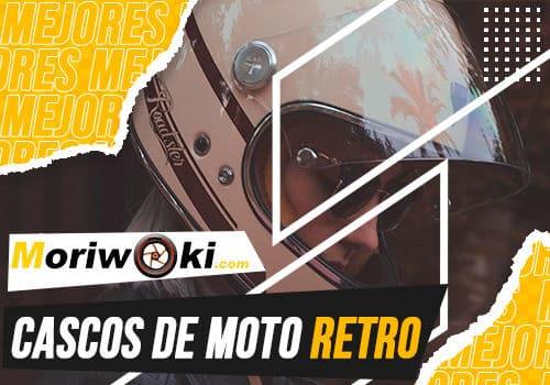 Mejores cascos de moto retro