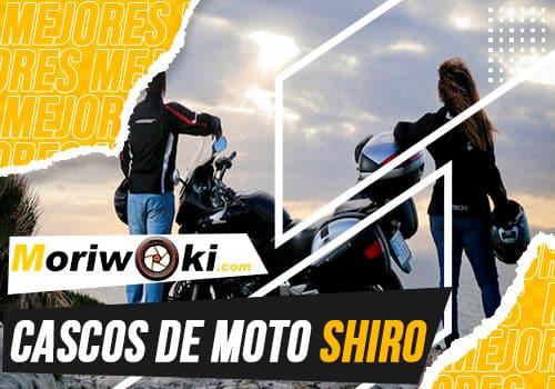 Mejores cascos de moto shiro