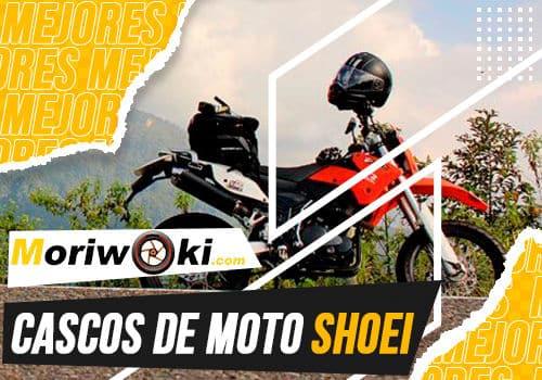 Mejores cascos de moto shoei