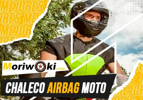 Mejores chaleco airbag moto