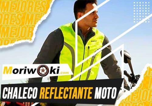 Mejores chaleco reflectante moto