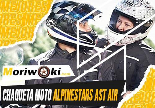 Mejores chaqueta moto alpinestars ast air