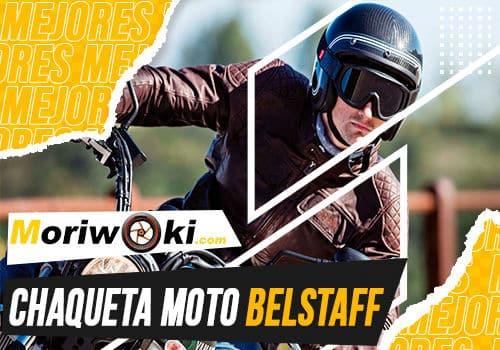 Mejores chaqueta moto belstaff