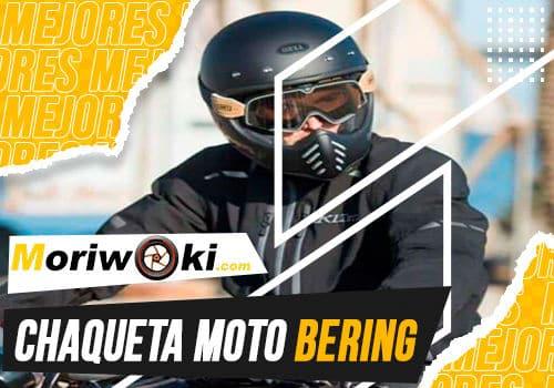 Mejores chaqueta moto bering