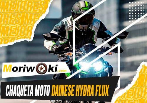 Mejores chaqueta moto dainese hydra flux