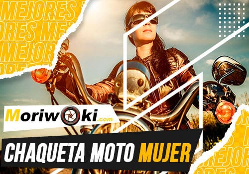 Mejores chaqueta moto mujer