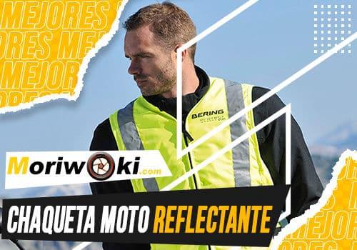 Mejores chaqueta moto reflectante