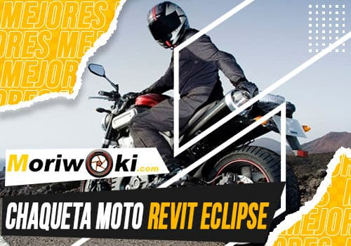 Mejores chaqueta moto revit eclipse