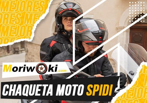Mejores chaqueta moto spidi