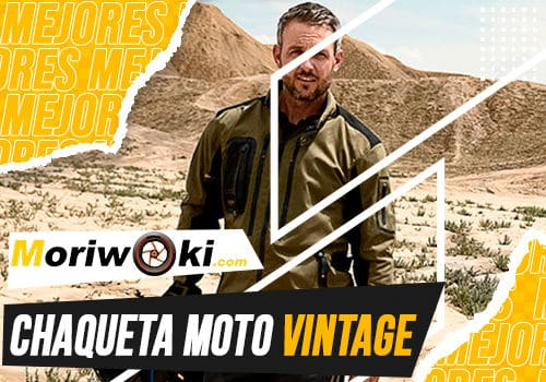 Mejores chaqueta moto vintage