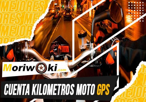 Mejores cuenta kilometros moto gps