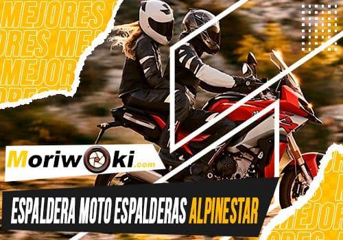 Mejores espaldera moto espalderas alpinestar