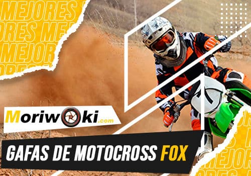Mejores gafas de motocross fox