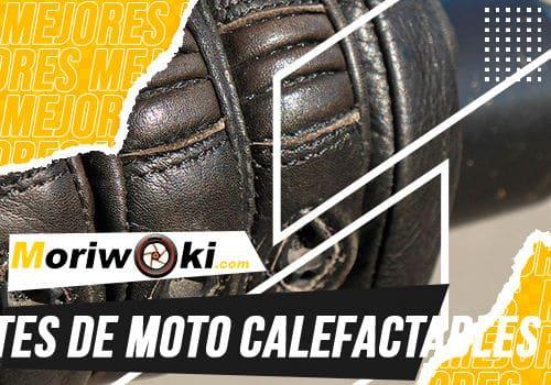 Mejores guantes de moto calefactables