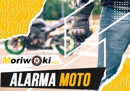 mejores alarma moto