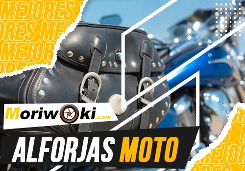 mejores alforjas moto