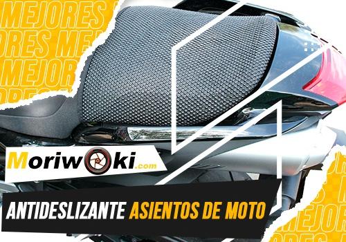 mejores antideslizante asientos de moto