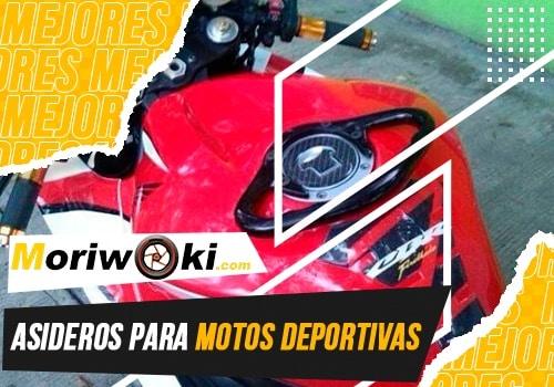mejores asideros para motos deportivas