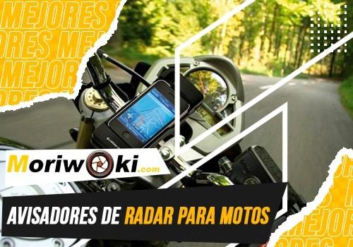 mejores avisadores de radar para motos