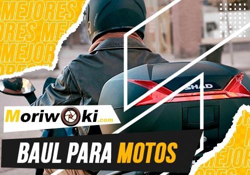 mejores baul para motos