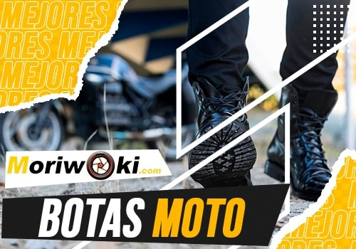 mejores botas moto