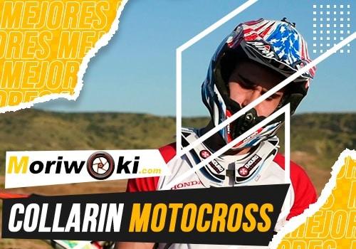 mejores collarin motocross