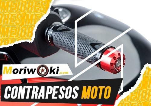 mejores contrapesos moto