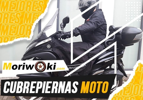 mejores cubrepiernas moto