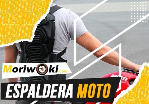 mejores espaldera moto