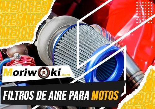 mejores filtros de aire para motos