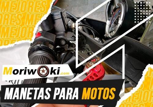 mejores manetas para motos