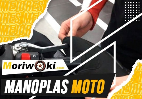 mejores manoplas moto