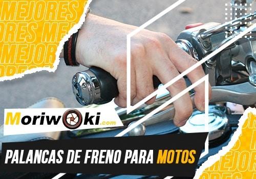 mejores palancas de freno para motos