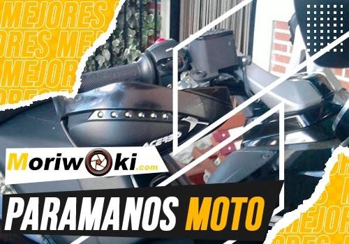 mejores paramanos moto
