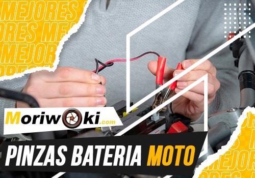 mejores pinzas bateria moto