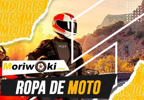 mejor ropa de moto