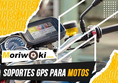 mejores soportes gps para motos