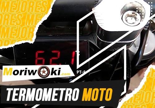 mejores termometro moto